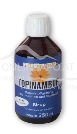 GPH Topinambur Sirup