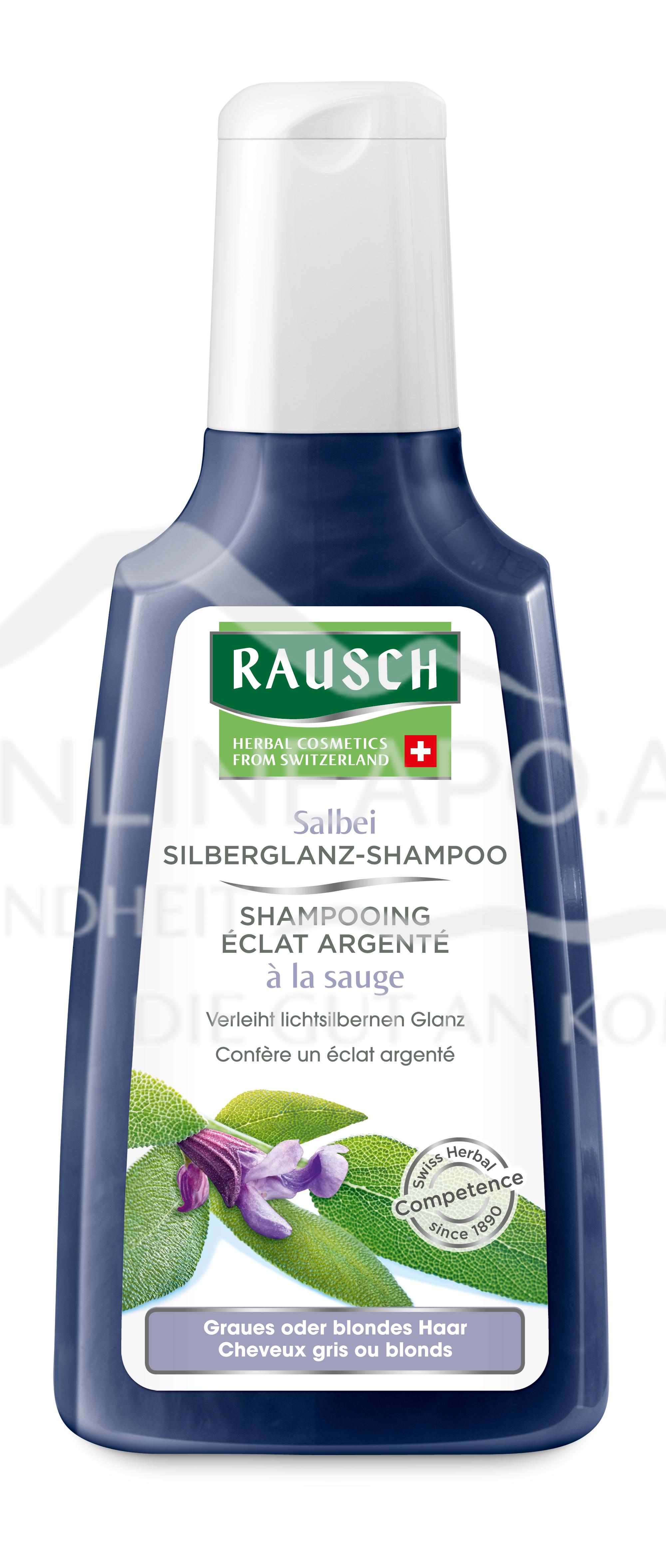 Rausch Salbei Silberglanz-Shampoo