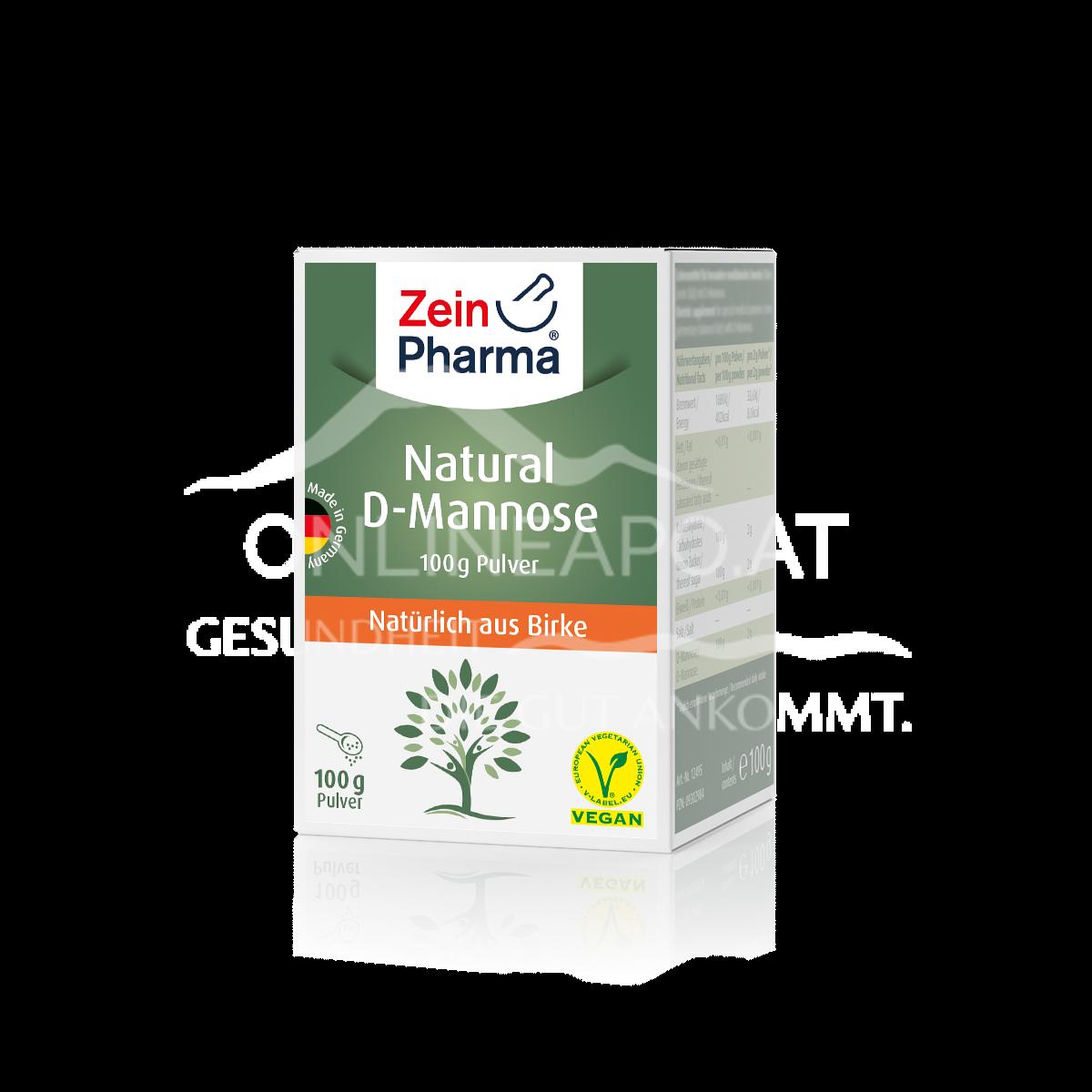 Zeinpharma D-Mannose Pulver
