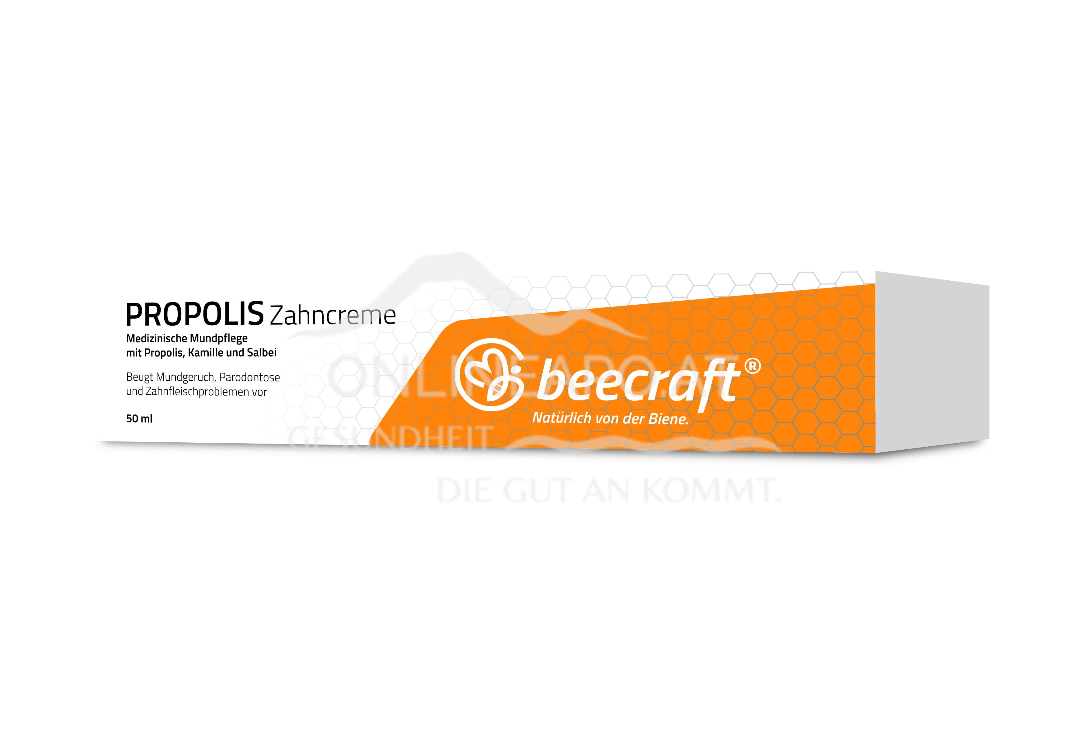 beecraft® Propolis Zahncreme