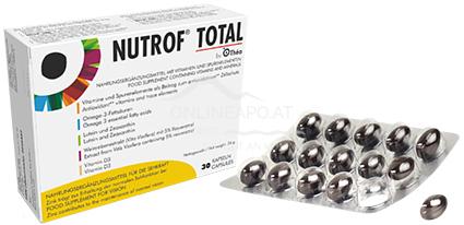 Nutrof Total 30 Kapseln