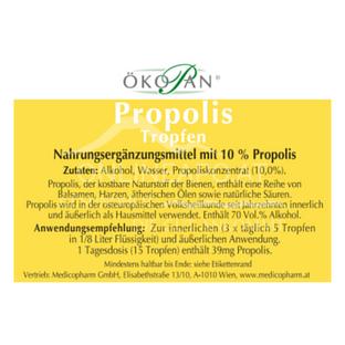 Propolis Plus Tropfen Ökopan 50ml