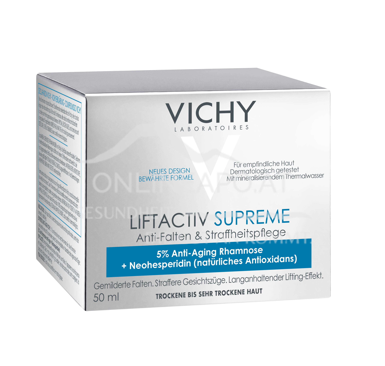 VICHY Liftactiv Supreme trockene Haut