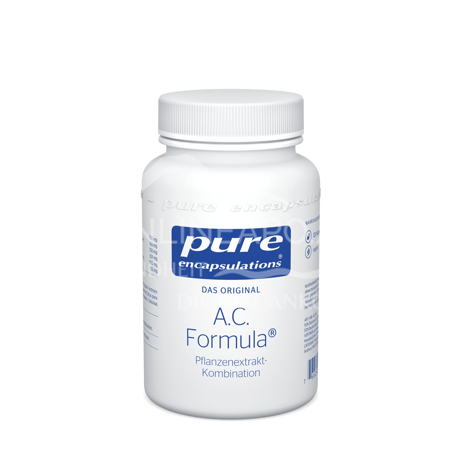 pure encapsulations® A.C. Formula®