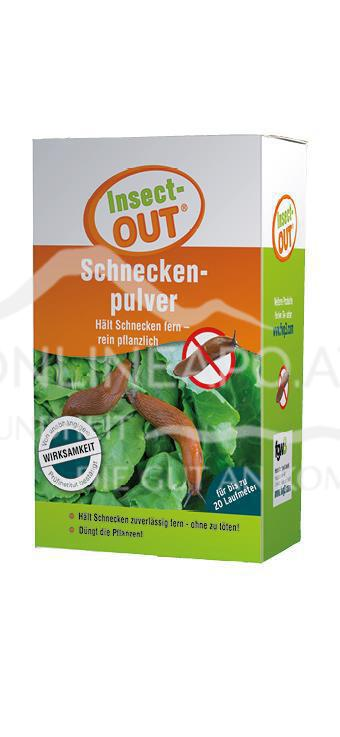 Insect Out Schneckenpulver