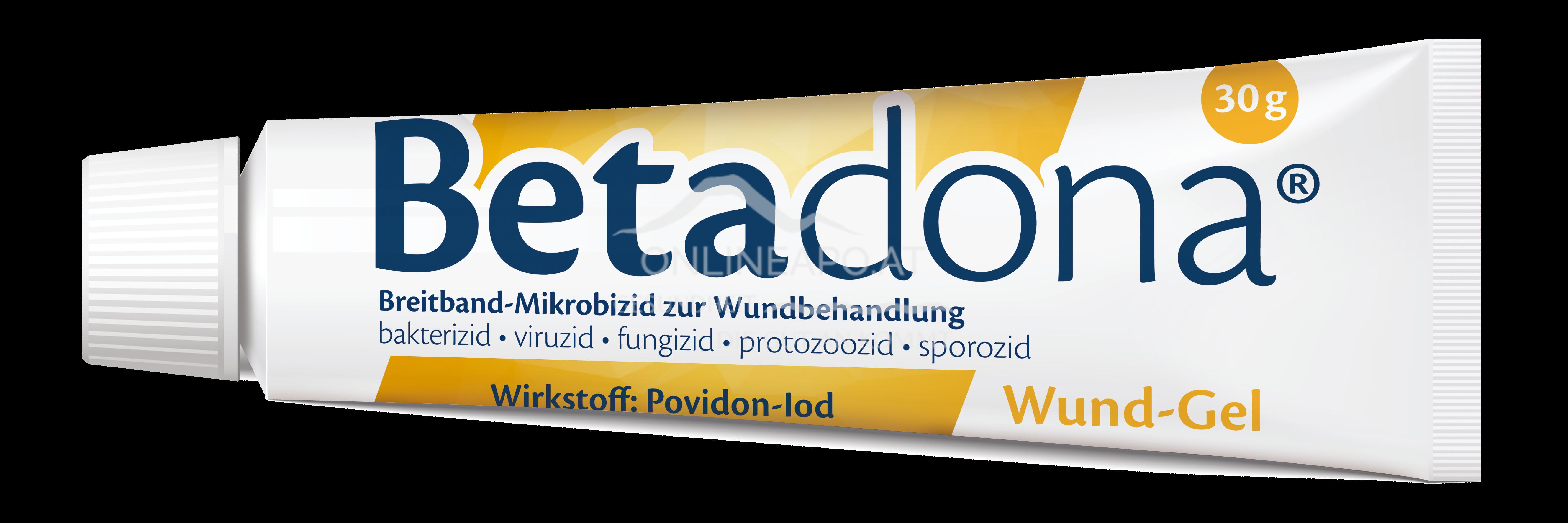 Betadona Wundgel Tube