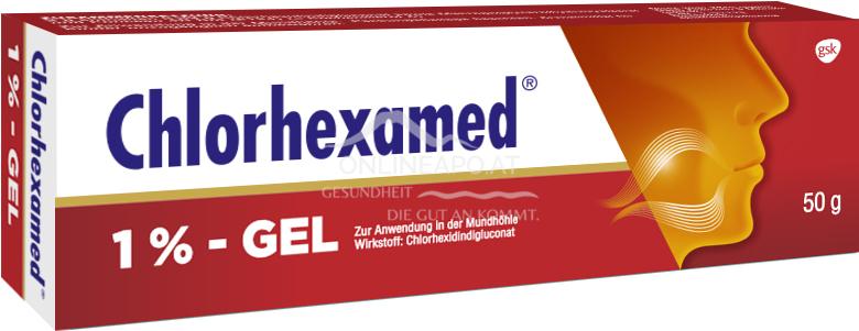 Chlorhexamed® 1% Gel