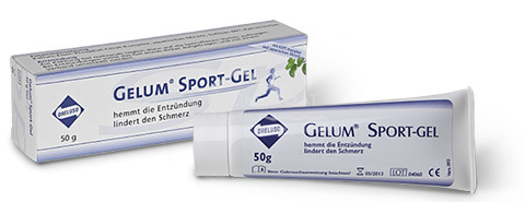 Gelum® Sport-Gel