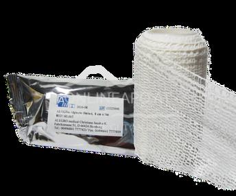 Alegro® bielastische Alginatleimbinde 10cm x 5m