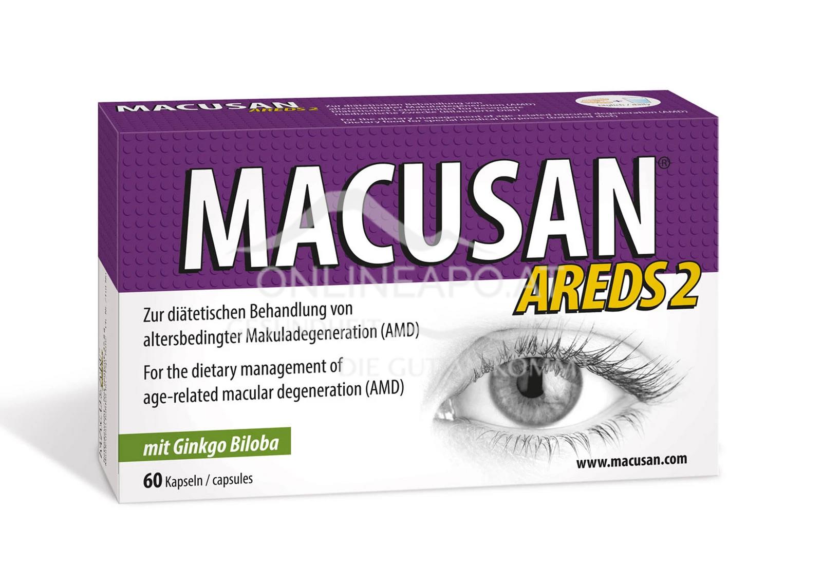 Macusan® Areds2