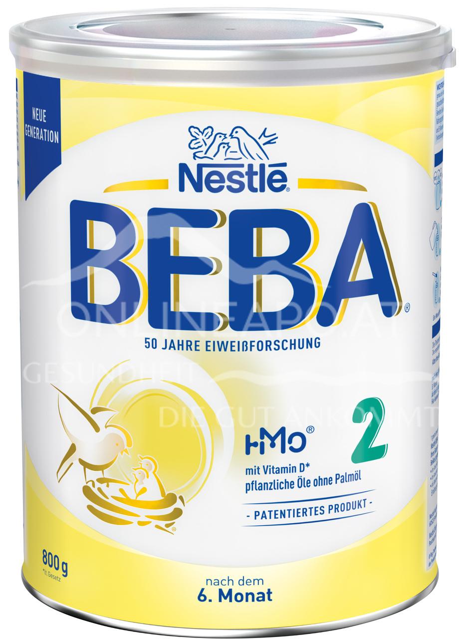 Nestlé BEBA 2