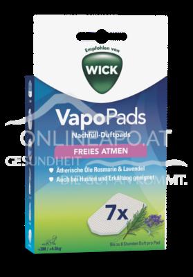 Wick VapoPads Rosmarin & Lavendel-Duftpads