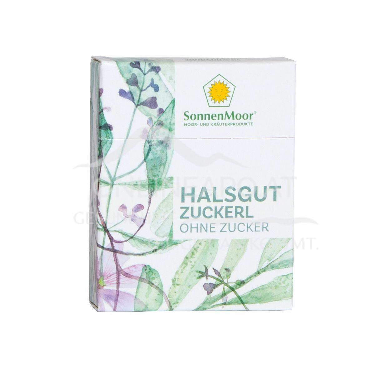 SonnenMoor HalsGut® Zuckerl