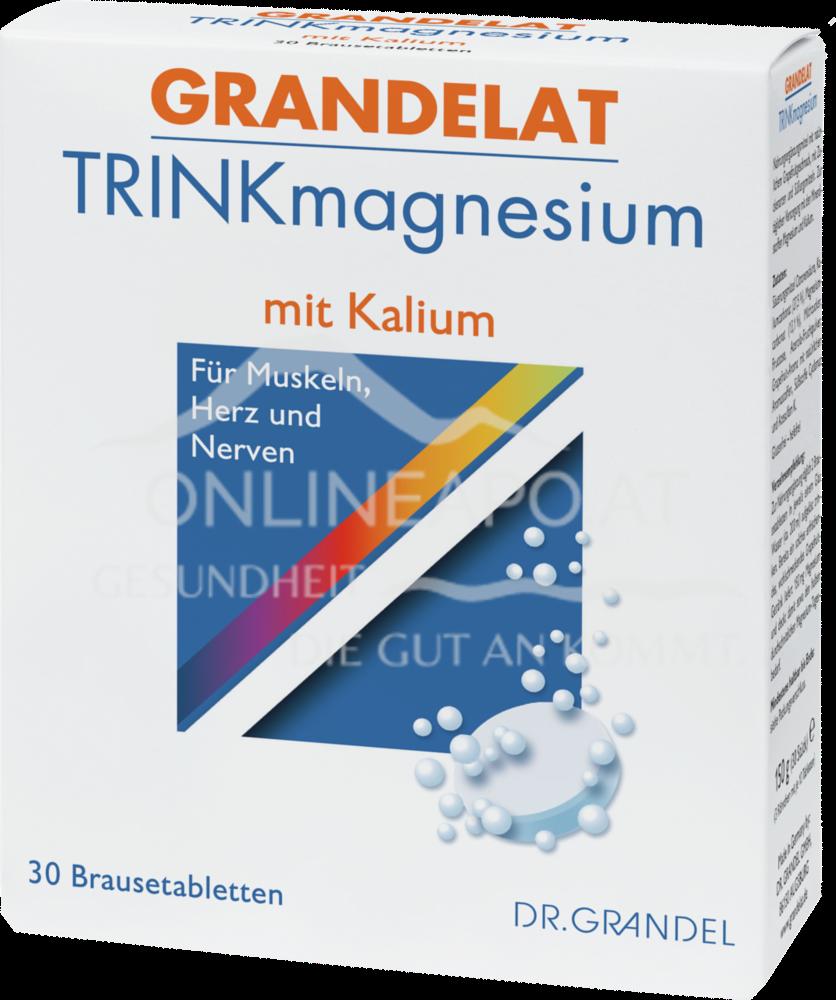 DR. GRANDEL Grandelat Trinkmagnesium + Kalium