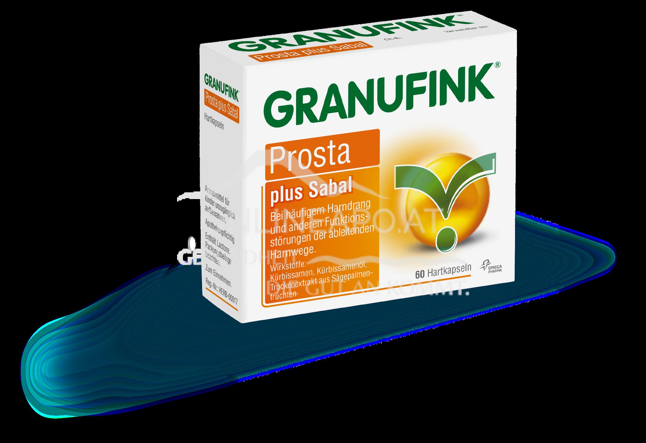 Granufink Prosta plus Sabal